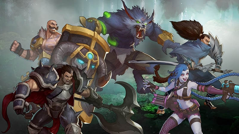 game moba lmht