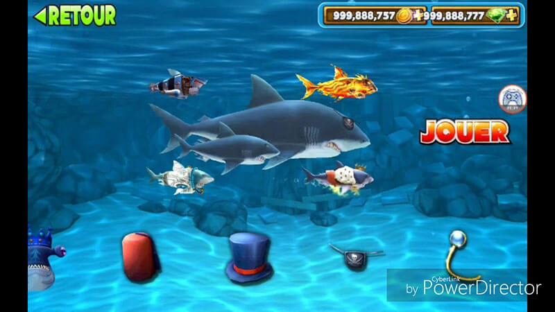 CÁCH CHƠI GAME HUNGRY SHARK APPVN