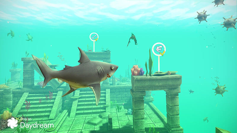 GAME HUNGRY SHARK APPVN